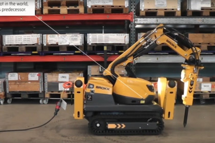 Brokk 70 – The mini super hero