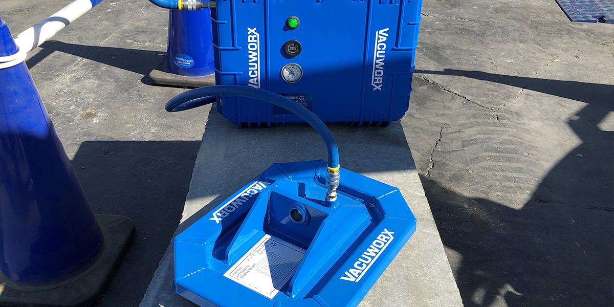 Brokk Australia new distributor for Vacuworx Australia