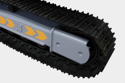 Stahlraupenketten