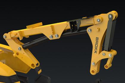 3-Arm-System