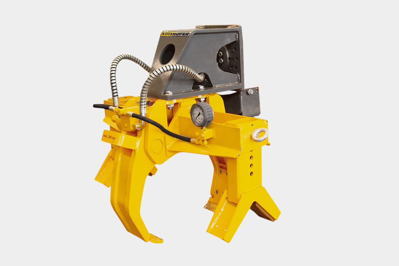 钢梁抓取器