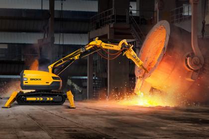 Lavorazioni nell'industria metallurgica