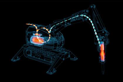 Brokk introducerar SmartConcept för sina rivningsrobotar