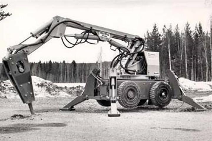 Brokk 250, 1981