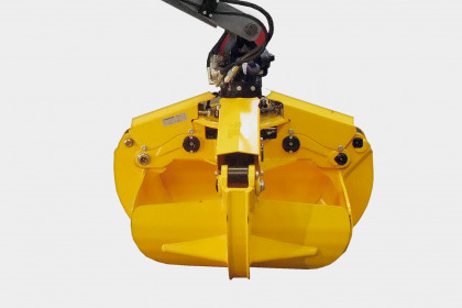Multi purpose grapple KM651-4