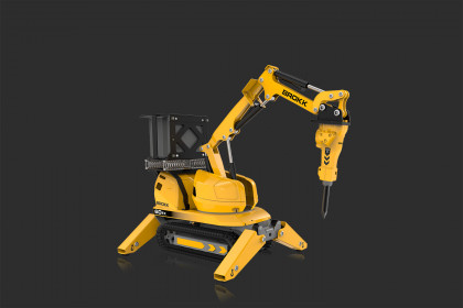 Brokk EX-series