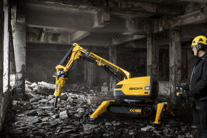 Brokk Definitive Demolition Solution