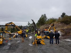 Brokk Nordic Demo Tour 2017!