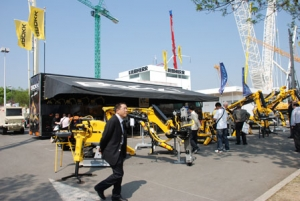 Thanks to our customers that visited Intermat!