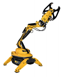 Brokk introduces yet another new powerful demolition robot..