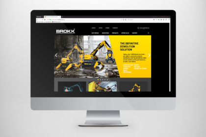 Brokk Launches New Website for Ease of Use, Mobile Access and Educational Resources