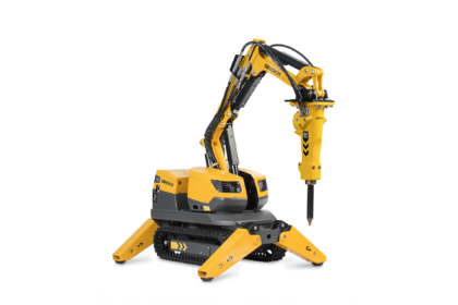 Brokk 70 Offers More Power for Confined Spaces