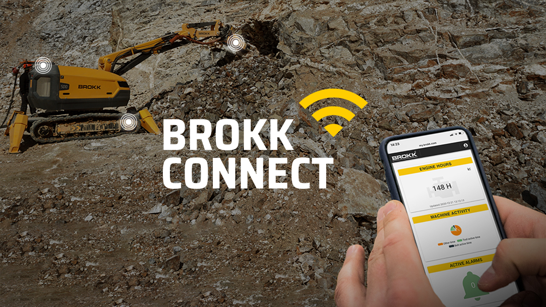 Brokk announces Brokk Connect