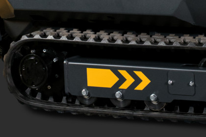 Longer and stronger track system