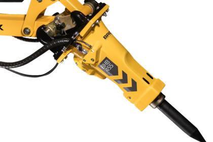 Brokk Introduces New Hydraulic Breaker Series