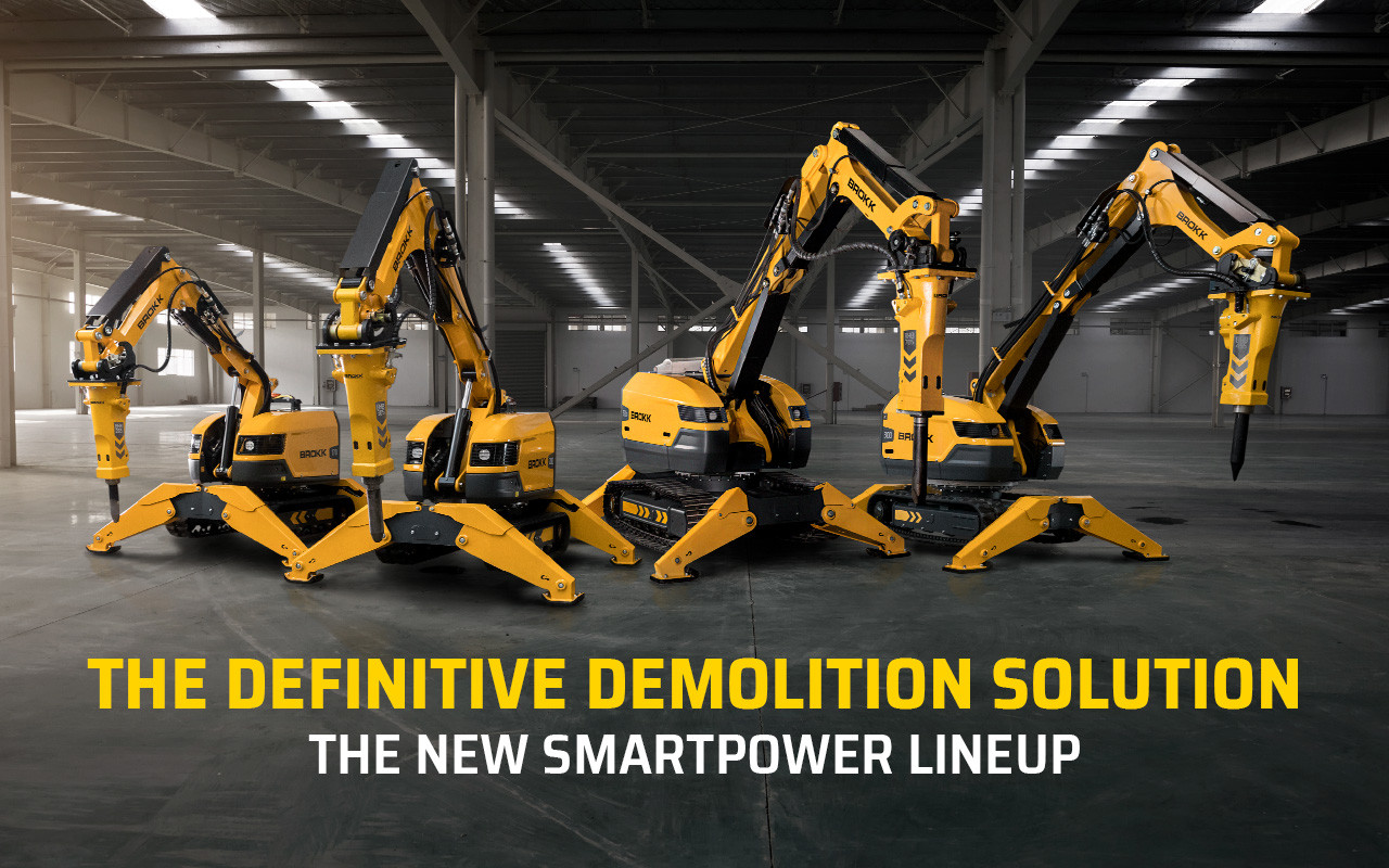 The definitive demolition solution