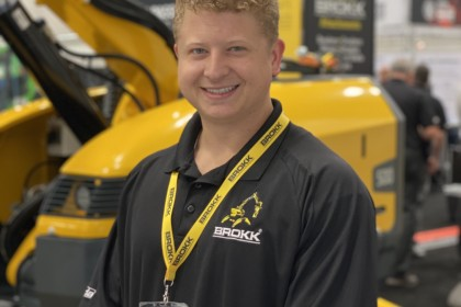 Brokk Hires Midwest Regional Sales Manager